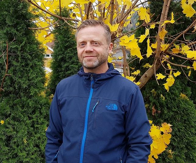 Håkon Sletnes i Trygg Start Familiebarnehage