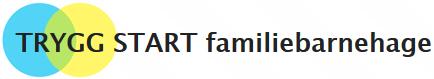 Trygg Start Familiebarnehage logo